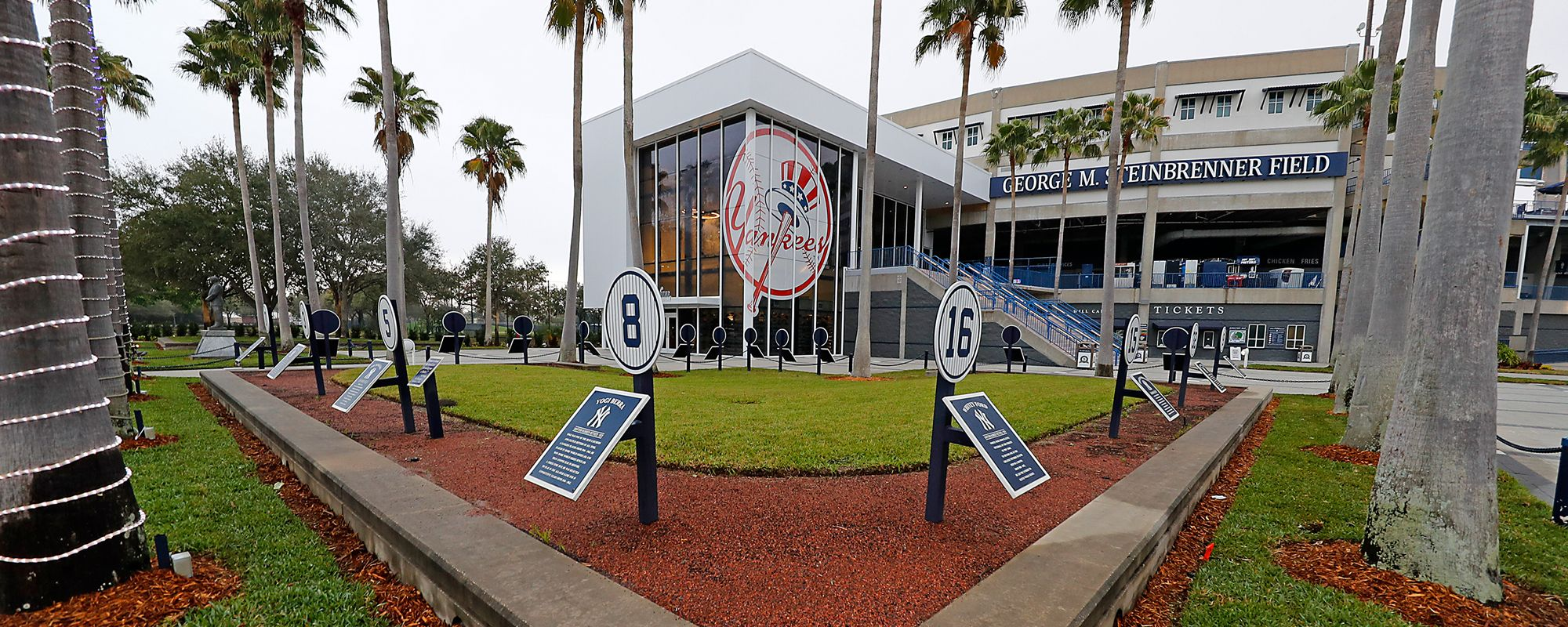 George M. Steinbrenner Field (Yankees)