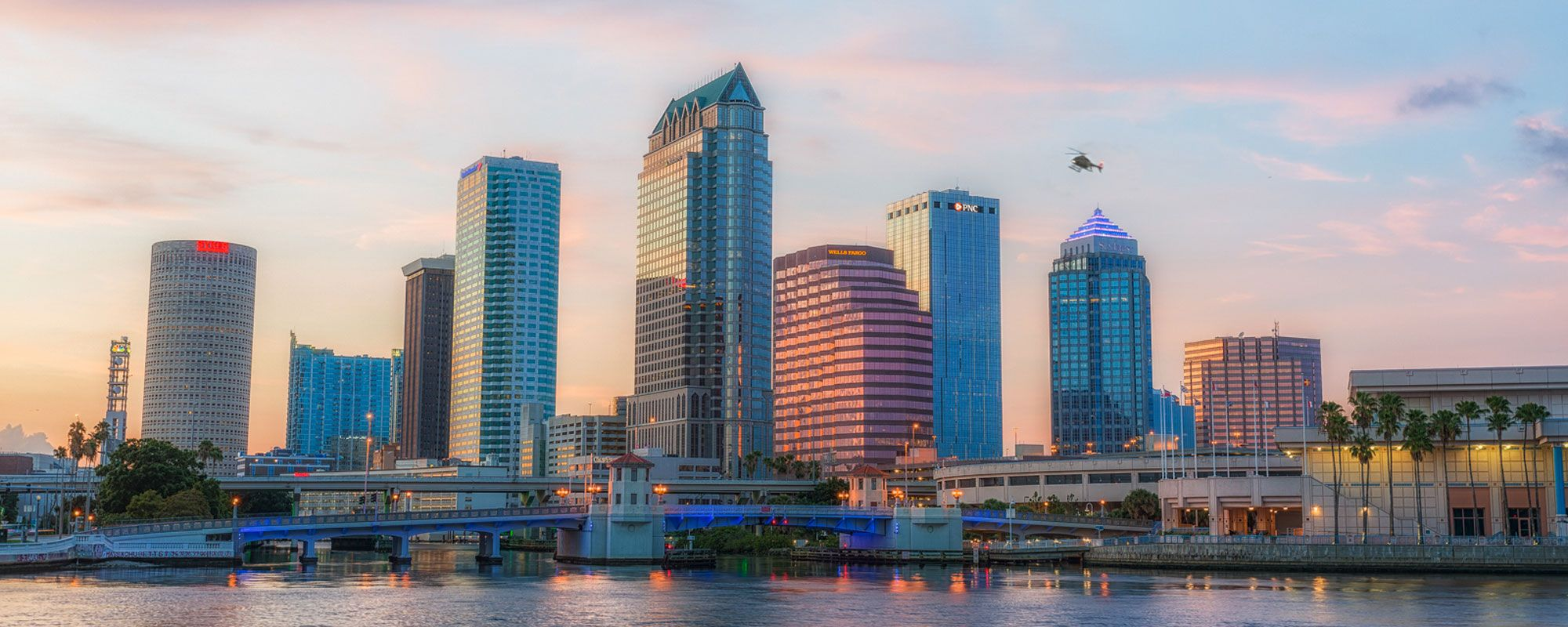 One Tampa City Center – PNC Building